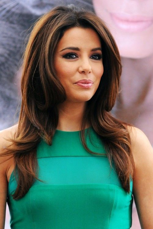 35 Eva Longoria hairstyles #hairstyles #celebrityhairstyles http://tinkiiboutique.com/
