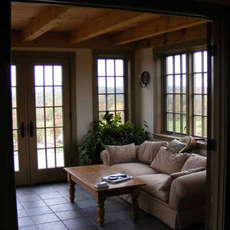 53 best images about timber frame sunroom on Pinterest ...