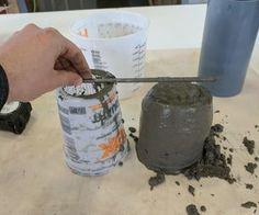 Concrete Slump Test (The Cheap Way)