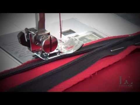 Montaggio Cerniera invisibile - YouTube
