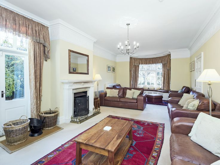 This spacious house is perfect for both small and large family gatherings, combining character and the convenience of modern day living comforts.
