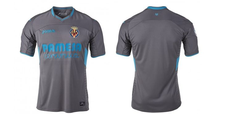 Camisas do Villarreal CF 2017-2018 Joma   Mantos do Futebol Camisas de Futebol