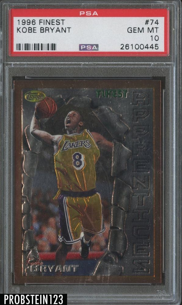 Pin On Psa Graded Basketball Card Auctions From Probstein123