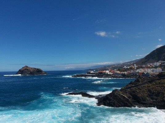 Garachico tenerife Beautiful  Travel:)