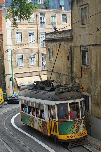 Carreira n° 28, Lisboa, Portugal