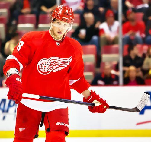 Justin Abdelkader, Detroit Red Wings