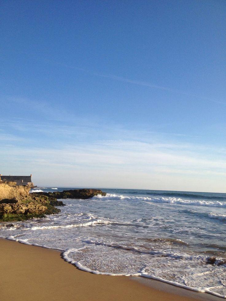 Praia de Carcavelos  Portugal