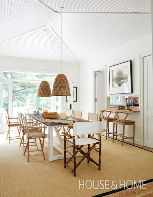 17 Best Ideas About Large Dining Rooms On Pinterest