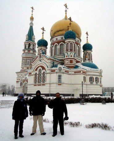 Ο «Τρούλος» του Όμσκ