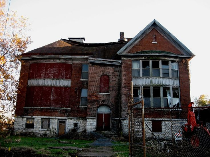 Cairo, IL : Abandoned house in Cairo photo, picture, image (Illinois ...