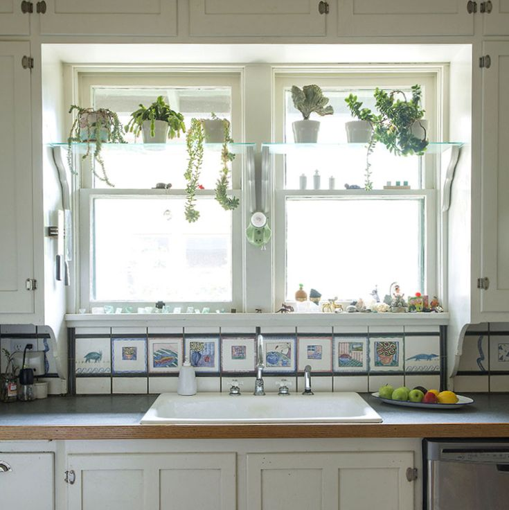 Kitchen Window With Ledge: 106 Best Images About Home