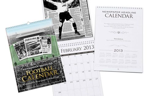 I Just Love It Personalised Arsenal Football Calendar Personalised Arsenal Football Calendar - Gift Details. This Arsenal Football Calendar is a unique Calendar gift idea for a football fan. On each month of this Calendar we feature a newspaper report f http://www.MightGet.com/january-2017-11/i-just-love-it-personalised-arsenal-football-calendar.asp