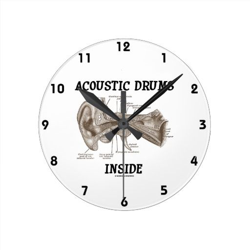 >>>Are you looking for          Acoustic Drums Inside (Anatomy Of Human Ear) Wall Clocks           Acoustic Drums Inside (Anatomy Of Human Ear) Wall Clocks you will get best price offer lowest prices or diccount couponeHow to          Acoustic Drums Inside (Anatomy Of Human Ear) Wall Clocks...Cleck Hot Deals >>> http://www.zazzle.com/acoustic_drums_inside_anatomy_of_human_ear_clock-256067644546667877?rf=238627982471231924&zbar=1&tc=terrest