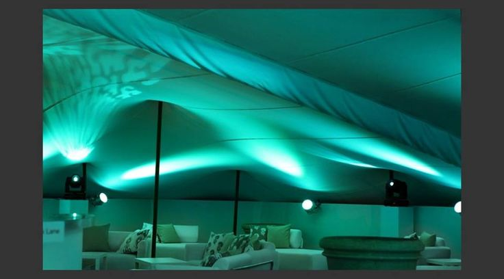 Ask us about our LED parcans - with multi-colour settings this lighting works with any occasion