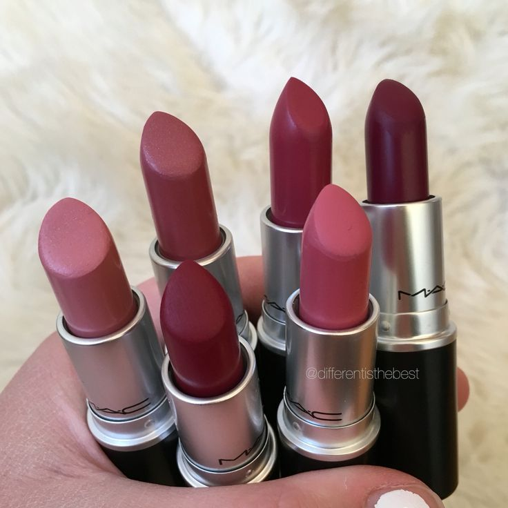 LIPSTICKS Creme cup, D for danger, brave, please me, craving, fashion revival #mac #differentisthebest #lipsticks