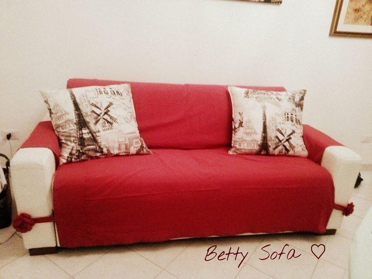 Pi di 25 fantastiche idee su copri divano su pinterest - Come coprire un divano rovinato ...
