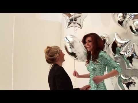 Clothes Show Live 2013 Campaign Shoot BTS featuring Jade Thompson - Clothes Show TV