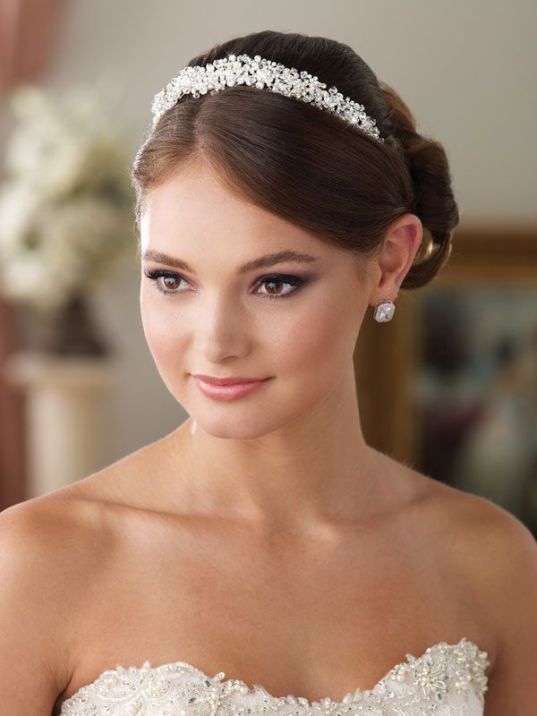 Bridal Headpieces and Veils at Vera's House of Bridals in Madison, WI