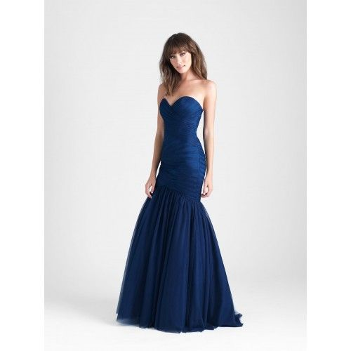 Allure Bridesmaid Dress 1507