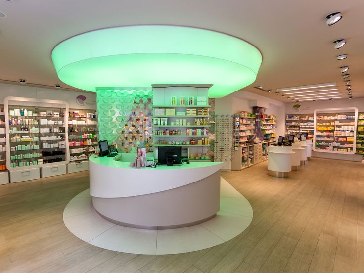 Pharmacy Design | Retail Design | Store Design | Pharmacy Shelving | Pharmacy Furniture