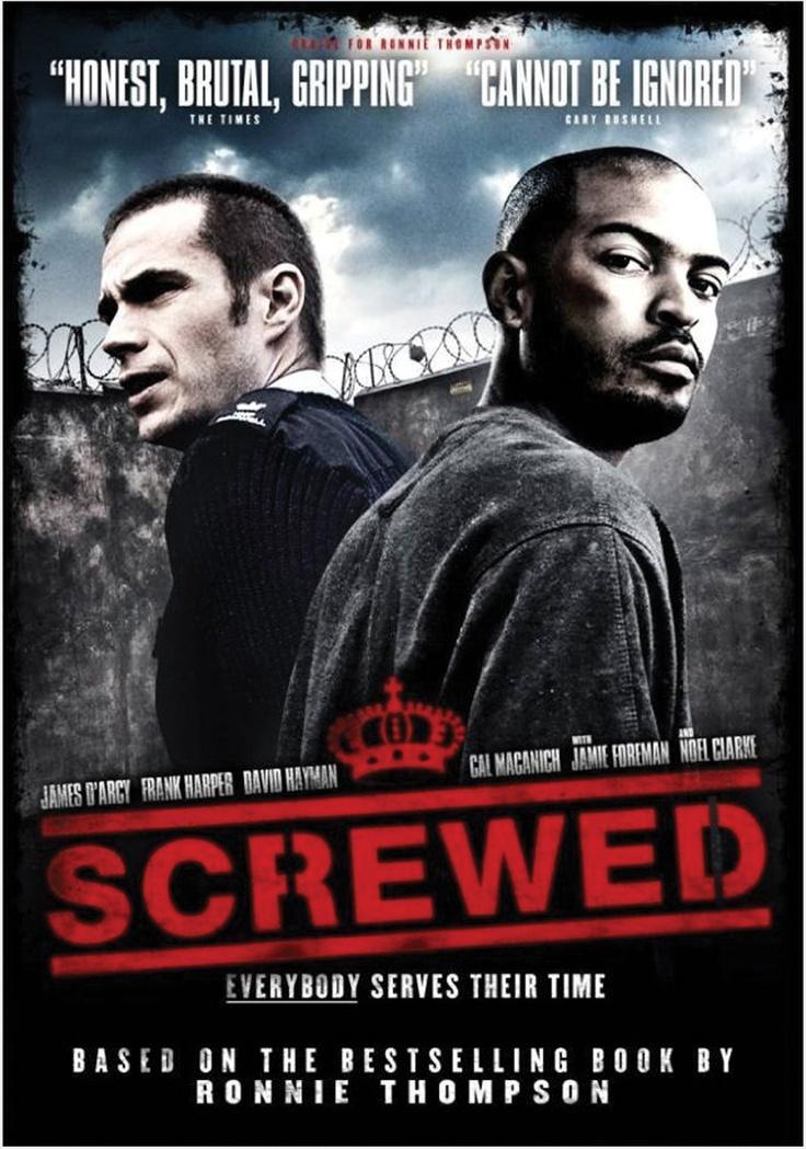 Screwed by director Reg Traviss