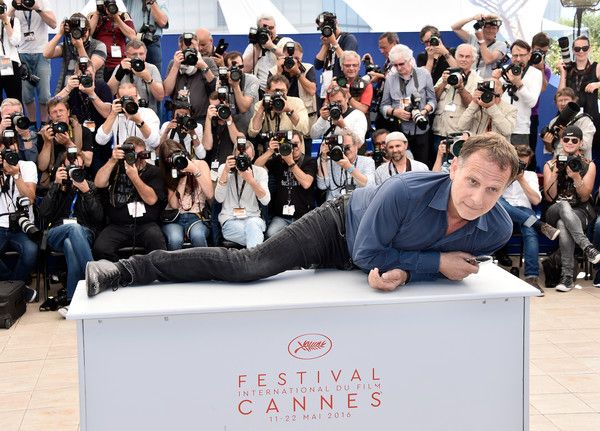 Charles Berling Photos - 'Elle' Photocall - The 69th Annual Cannes Film Festival - Zimbio