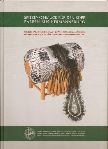 Spitzenschmuck für den Kopf - Barben aus Hermannsburg - anaiencajes - Picasa Webalbums