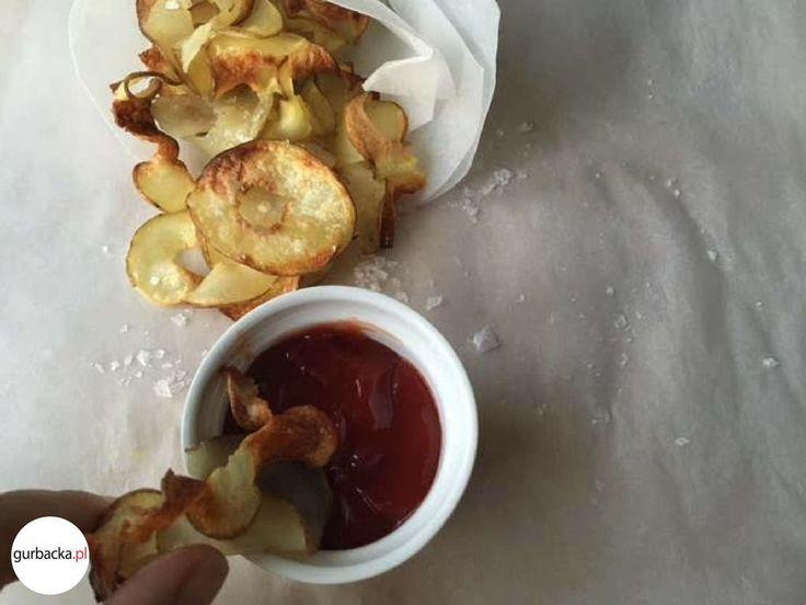 ''chipsy'' pieczone talarki