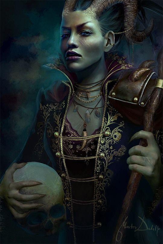 Beautiful Portraits by Marta Dahlig