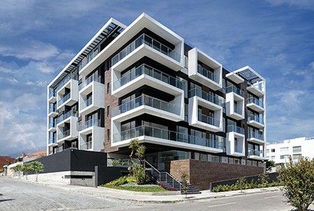 Najas Arquitectos - Project - Vivalto Apartments