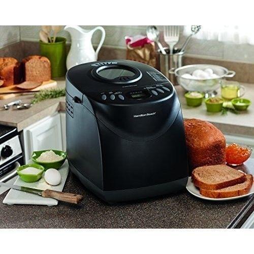 Automatic Bread Maker Baking Machine Kitchen Bakeware Loaf Pizza Croissants 2 Lb #AutomaticBreadMaker