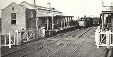 Maitland Railway Station (year unknown).A♥W