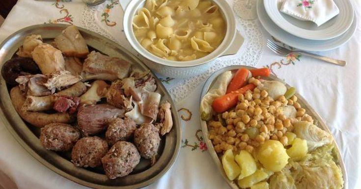 """Fabulosa receta para Cocido catalán (Escudella i carn d'olla). Cocido Catalán. (Escudella i Carn d'Olla) El Forner de Alella y Carmen os presentan el plato más tradicional de Cataluña para el día de Navidad. Se compone de dos partes, primero es un plato de sopa con caldo y después todas las carnes y verduras que se han cocido. Si lo preparáis en vuestra casa os va a gustar muchísimo. Si te gusta esta receta compártela y no olvides clicar el """"me gusta"""". Vídeo: Escudella i Carn d'Olla o Cocido…"""