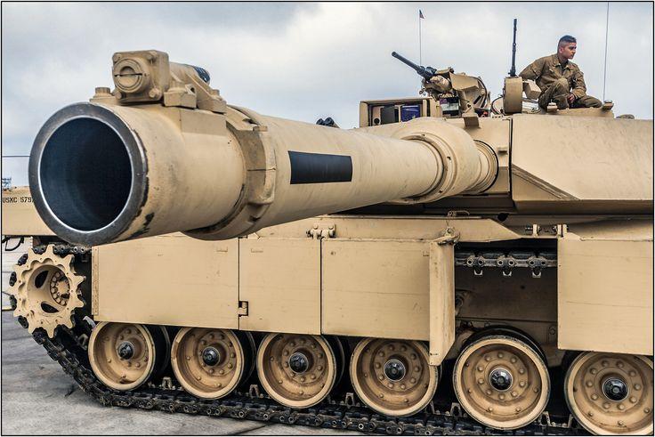 M1 Abrams Tank | by Ernie Visk