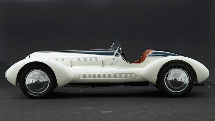 1931 Alfa Romeo 6C 1750 Gran Sport Aprile Roadster, how great is that!