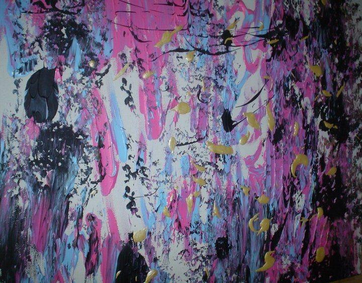 Contact of sense 1 by Anna Maria Fazio