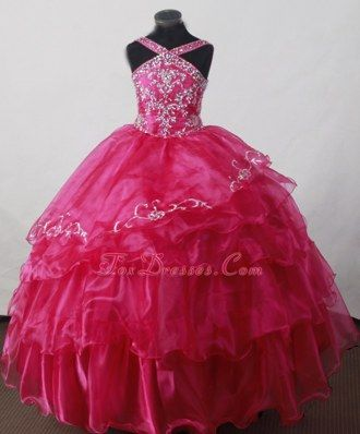 little girls pageant dress | Pageant Dresses for Little Girl,Elegant Little Girl Pageant Dress