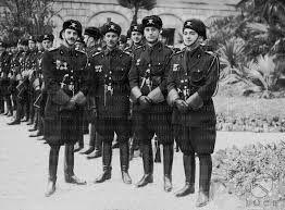 Moschettieri del Duce, Ventennio Fascista.