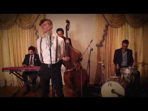 Titanium - Vintage 1940s Jazz Crooner - Style Sia / David Guetta Cover ft. Von Smith - YouTube