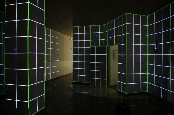 Interactive mapping at the Goethe Institut Barcelona on Vimeo