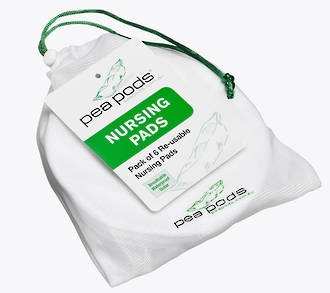 Pea Pods Reusable Bamboo Nursing Pads > PREGOLI #pregolipregnancy