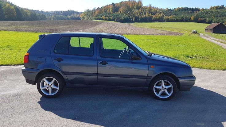 Volkswagen VW Golf 3 - 1.9 TDI / 5 Türer / Winterauto ?  - 90 PS (66 kW)   Check more at https://0nlineshop.de/volkswagen-vw-golf-3-1-9-tdi-5-tuerer-winterauto-90-ps-66-kw/