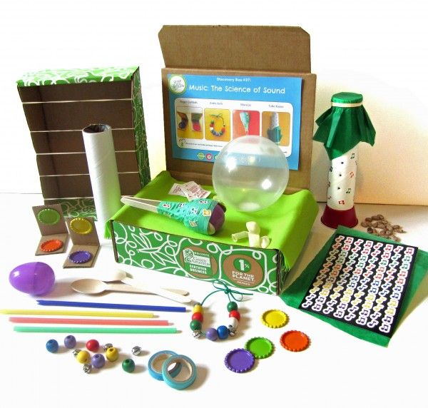 Kids Craft Monthly Boxes For Girls