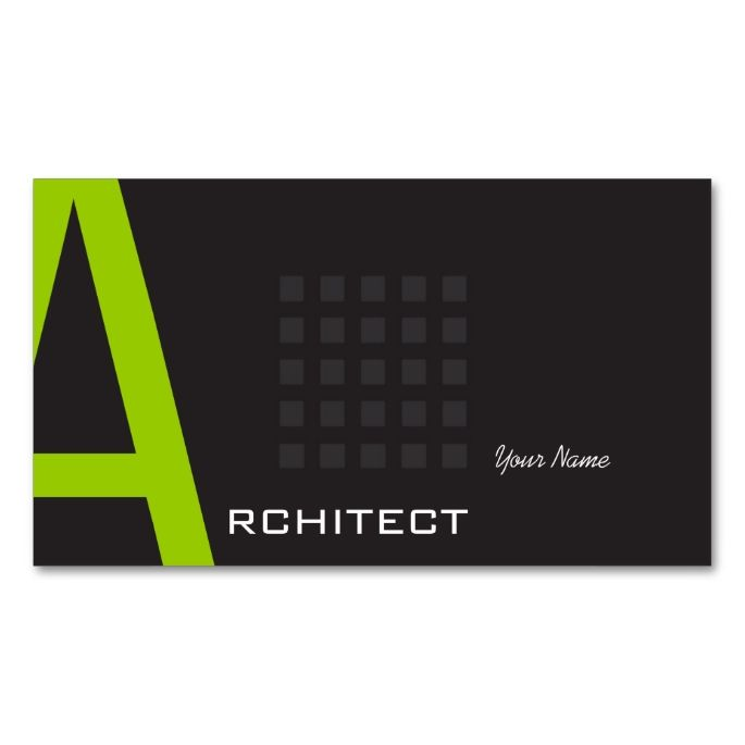 Groupon Architect Double-Sided Standard Business Cards (Pack Of 100). This is a fully customizable business card and available on several paper types for your needs. You can upload your own image or use the image as is. Just click this template to get started!