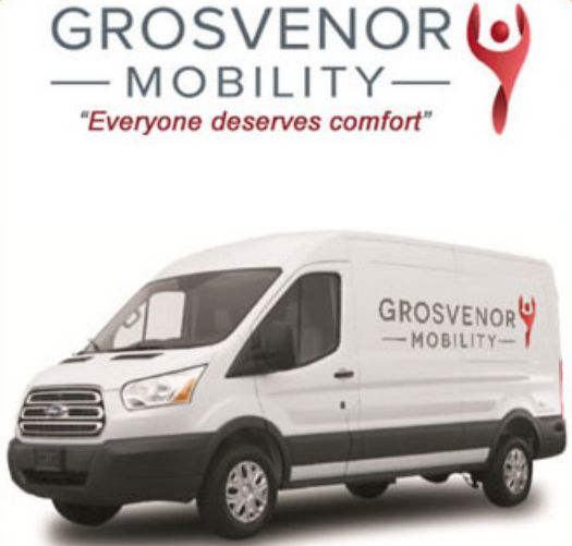 Grosvenor Mobility Rise and Recliner Chairs and Adjustable Beds