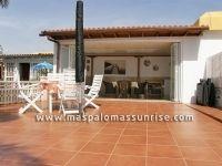 Bungalow mit großer Terrasse und Autostellplatz in Playa del Ingles