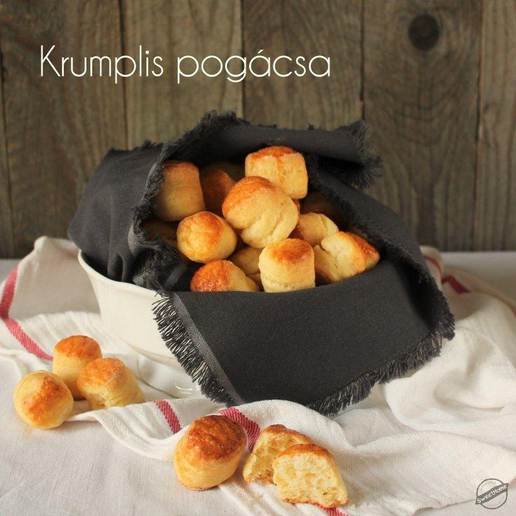 Ezt még simán összedobod az esti bulira: krumplis pogácsa | SweetHome