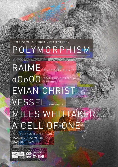 Polymorphic + colorr.