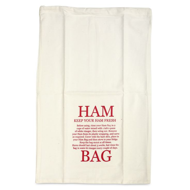 Ivory House - Christmas Ham Bag