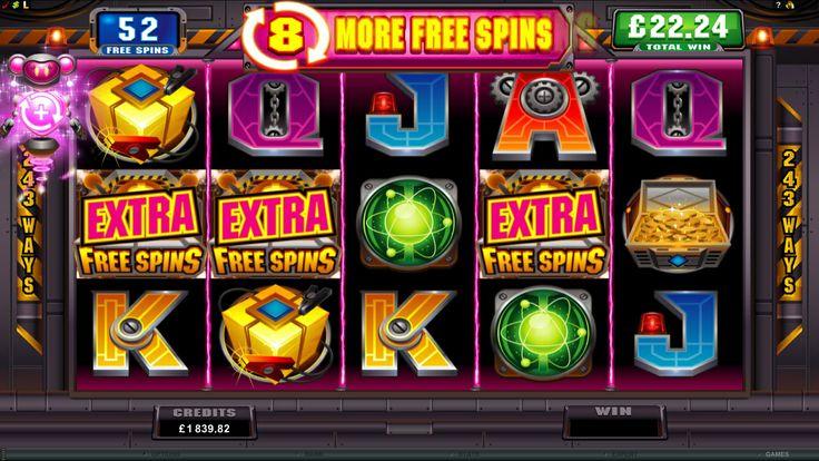 Robo Jack Online Slot Game